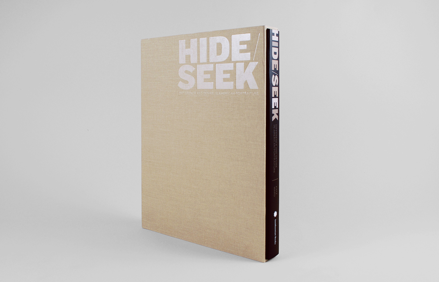 Special edition slipcase with title stamped with clear foil.