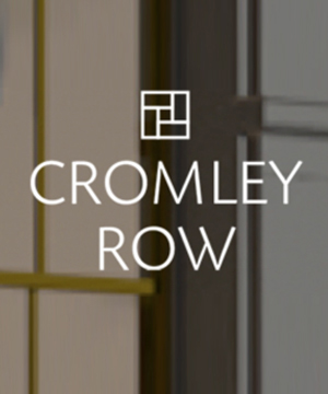 Thumbnail image of the Cromley Row website