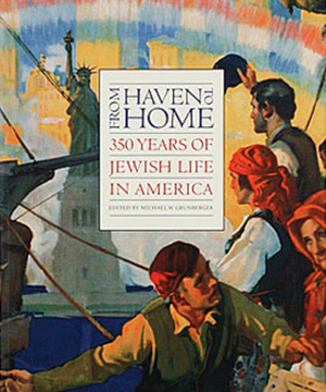 Thumbnail image of the cover of From Haven to Home for the Library of Congress