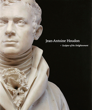 Thumbnail image of the cover of Jean-Antoine Houdon catalogue for the National Gallery of Art